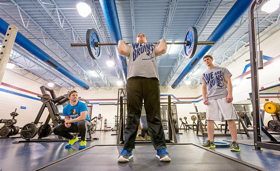 Fremont Fitness Center   Bob Jones University