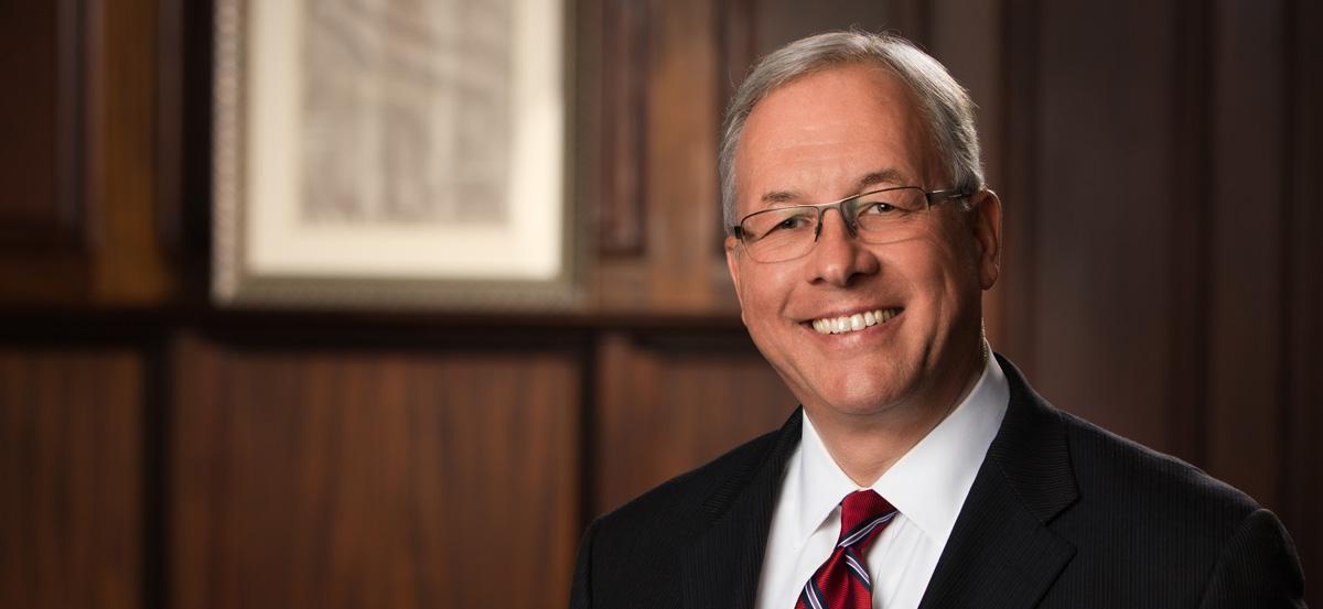 Presidential Announcement >> Meet Steve Pettit, BJU's 5th President   Bob Jones University