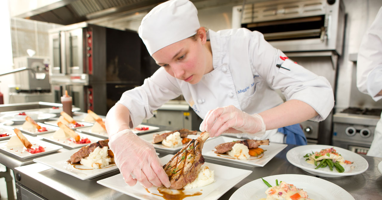 Culinary Arts As Bob Jones University
