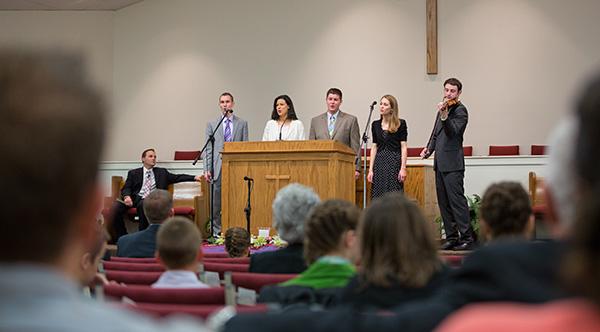 Music and Church Ministries, BS | Bob Jones University
