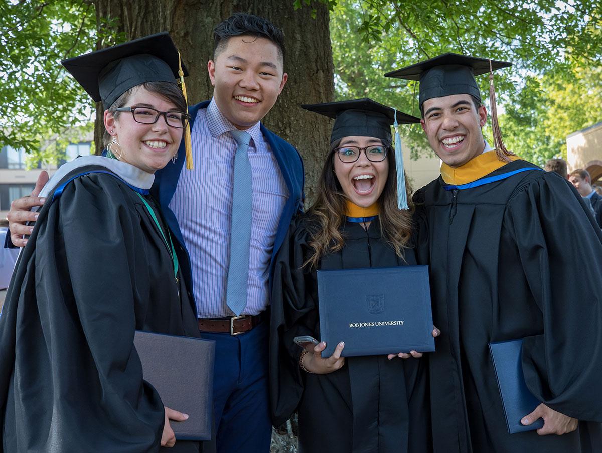 Commencement 2021 | Bob Jones University