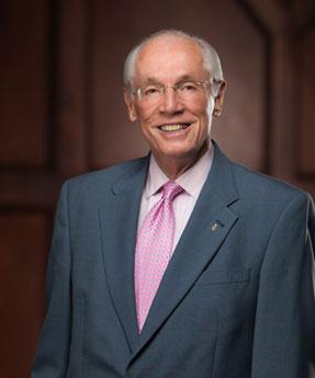 Baptist Bible College >> Chancellor — Dr. Bob Jones III   Bob Jones University