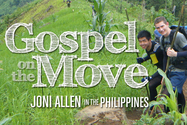 Gospel on the Move: Joni Allen in the Philippines